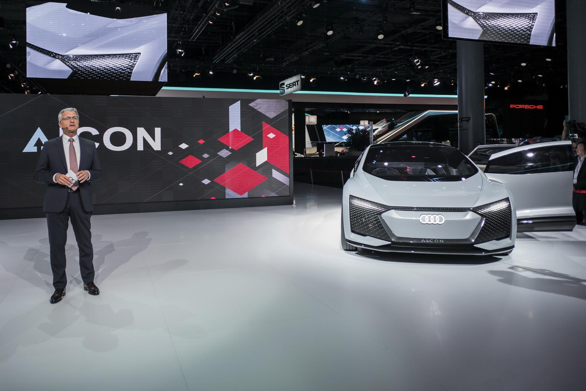 Xe tự lái Audi Aicon 1