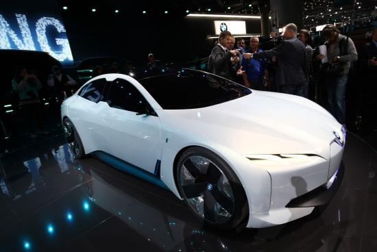 Xe BMW i Vision Dynamics 1