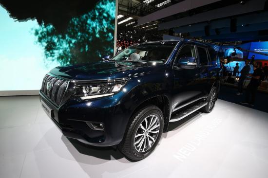 Xe Toyota Land Cruiser Prado 2018 1