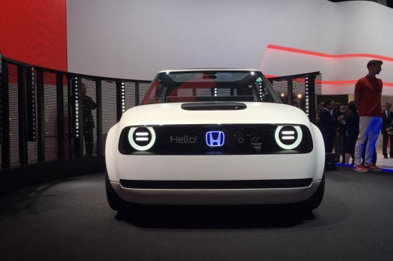 Xe Honda Urban EV Concept 2