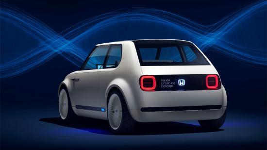 Xe Honda Urban EV Concept 4