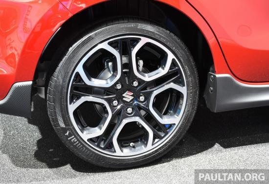 Xe Suzuki Swift Sport 4