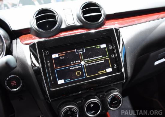 Xe Suzuki Swift Sport 5