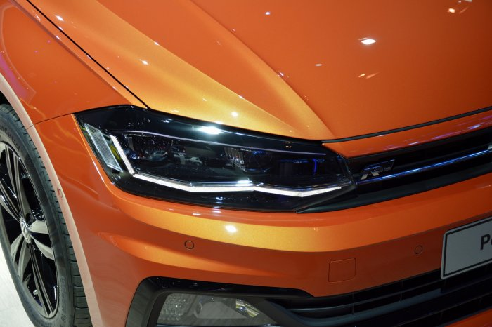 Xe Volkswagen Polo Frankfurt Motor Show 2017 3
