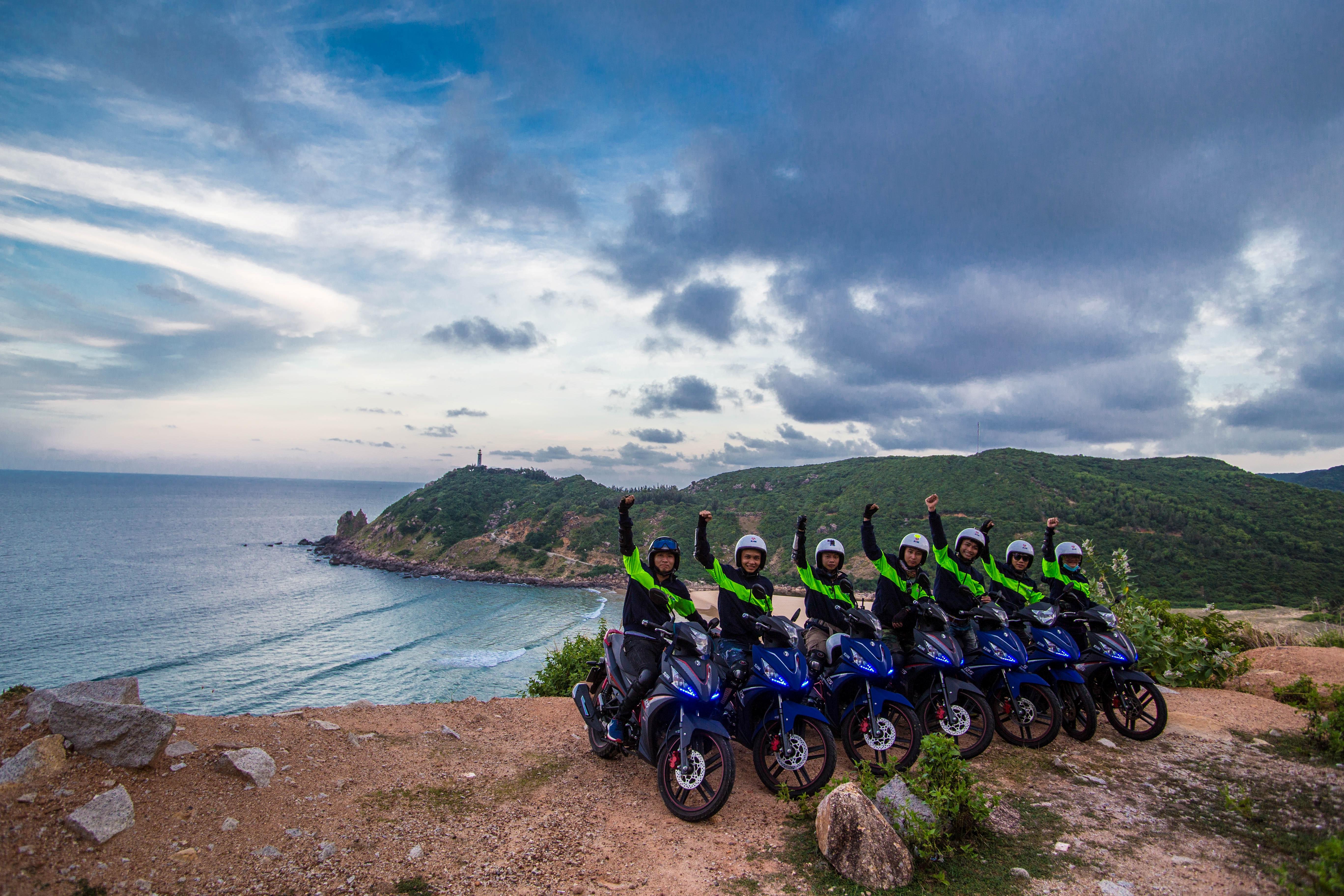 Hành trình xuyên Việt cùng SYM Star SR 125 – khám phá Phú Yên 1