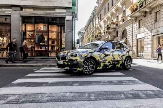 Xe BMW X2 Milan 5