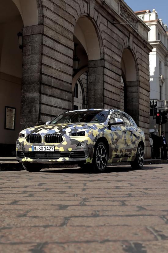 Xe BMW X2 Milan 6