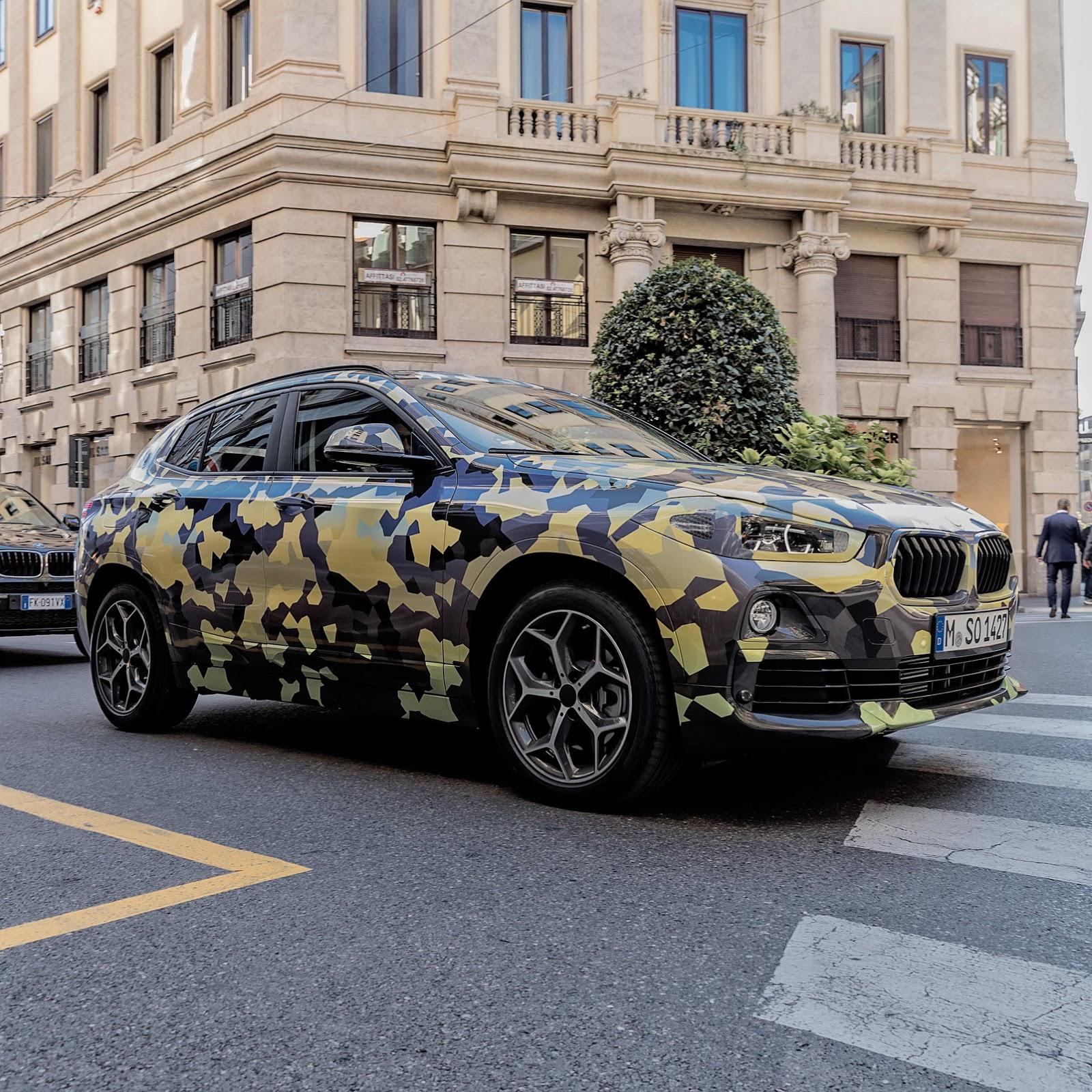 Xe BMW X2 Milan 1