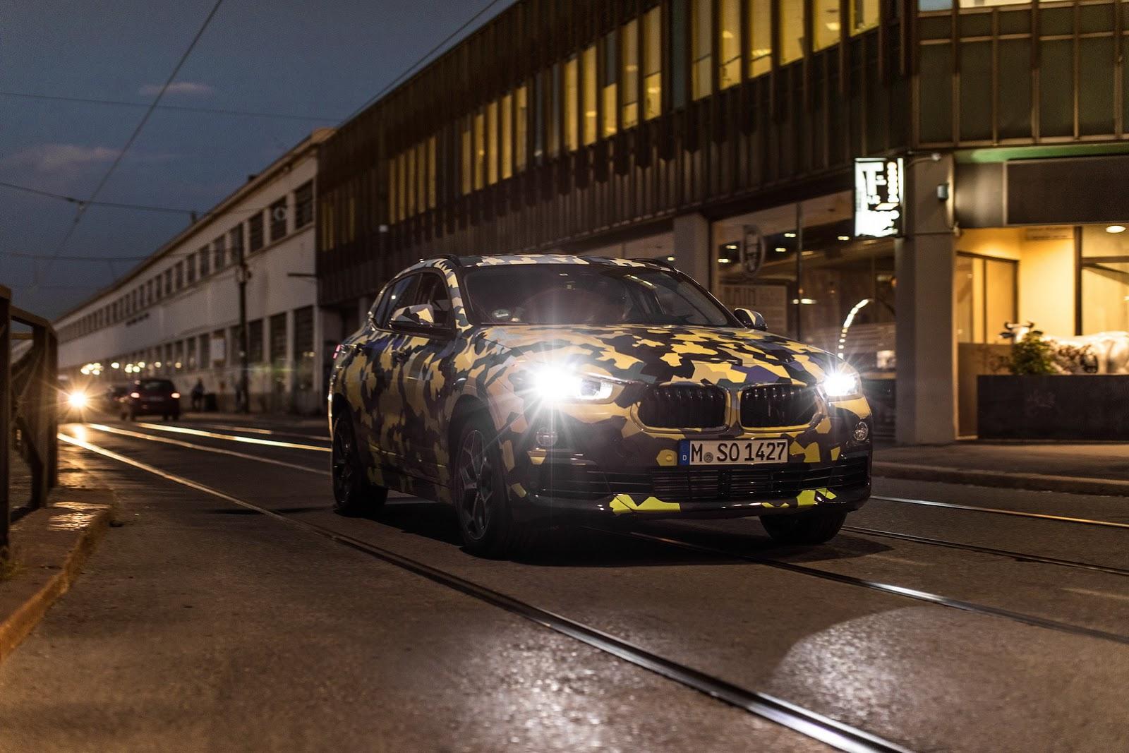 Xe BMW X2 Milan 3
