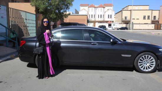 Cuối cùng phụ nữ Ả-rập Xê-út cũng được lái xe 1