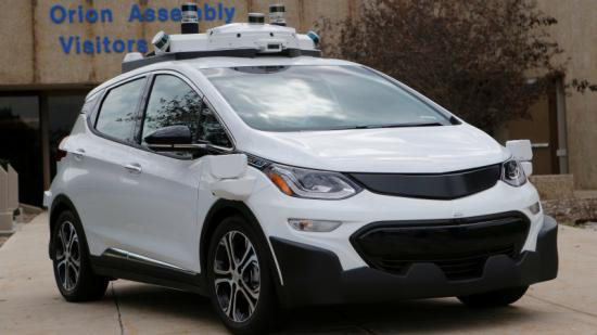 xe tự lái GM gặp 6 vụ tai nạn một tháng