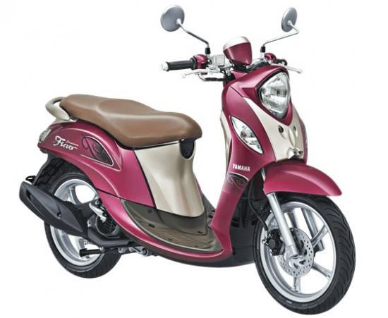 Xe tay ga Yamaha Fino 125 1