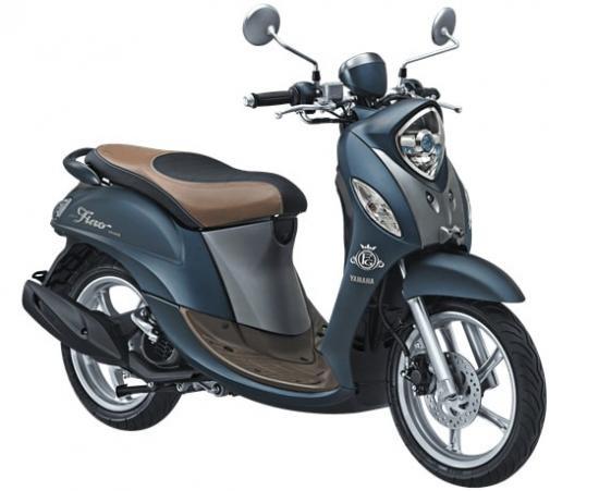 Xe tay ga Yamaha Fino 125 2