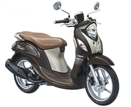 Xe tay ga Yamaha Fino 125 3
