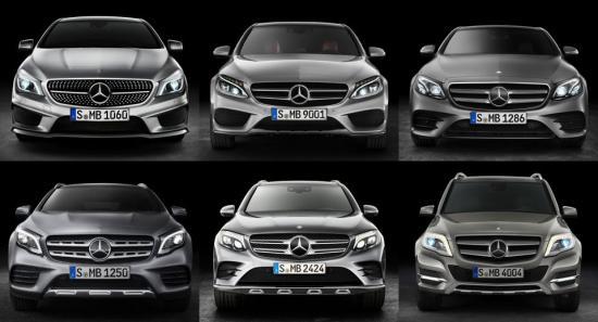 Mercedes-Benz triệu hồi xe lỗi túi khí 1