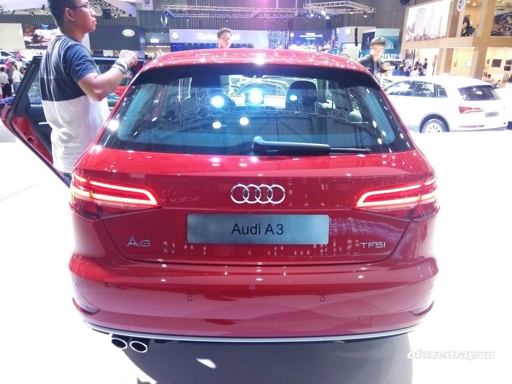 Audi A3 Sportback tai VIMS 2017 3
