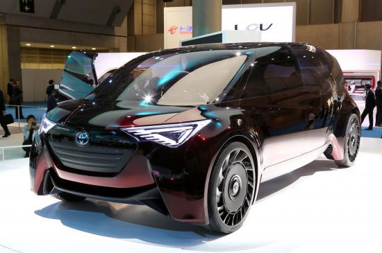 Xe Toyota Fine-Comfort Ride 2