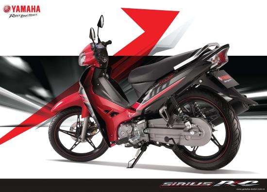xe Yamaha Sirus 2
