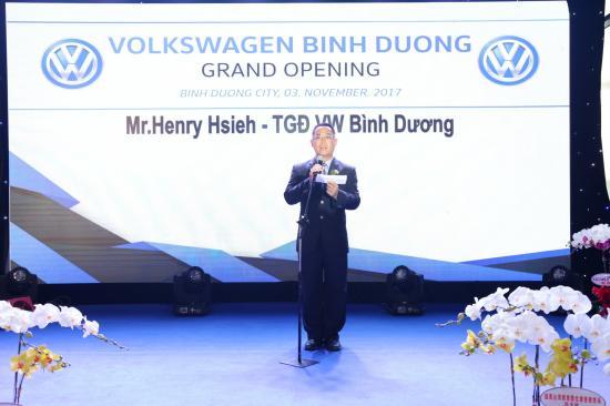 Volkswagen Việt Nam khai trương đại lý đạt chuẩn 4S tại Bình Dương 2