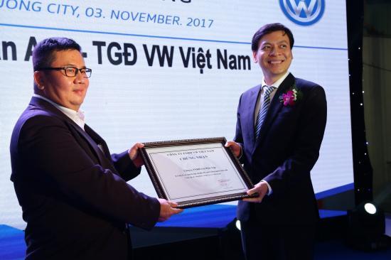 Volkswagen Việt Nam khai trương đại lý đạt chuẩn 4S tại Bình Dương 4