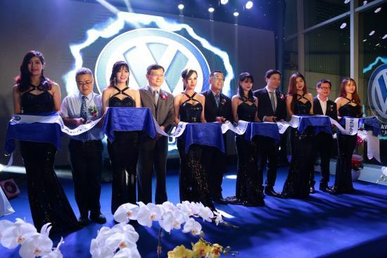 Volkswagen Việt Nam khai trương đại lý đạt chuẩn 4S tại Bình Dương 5
