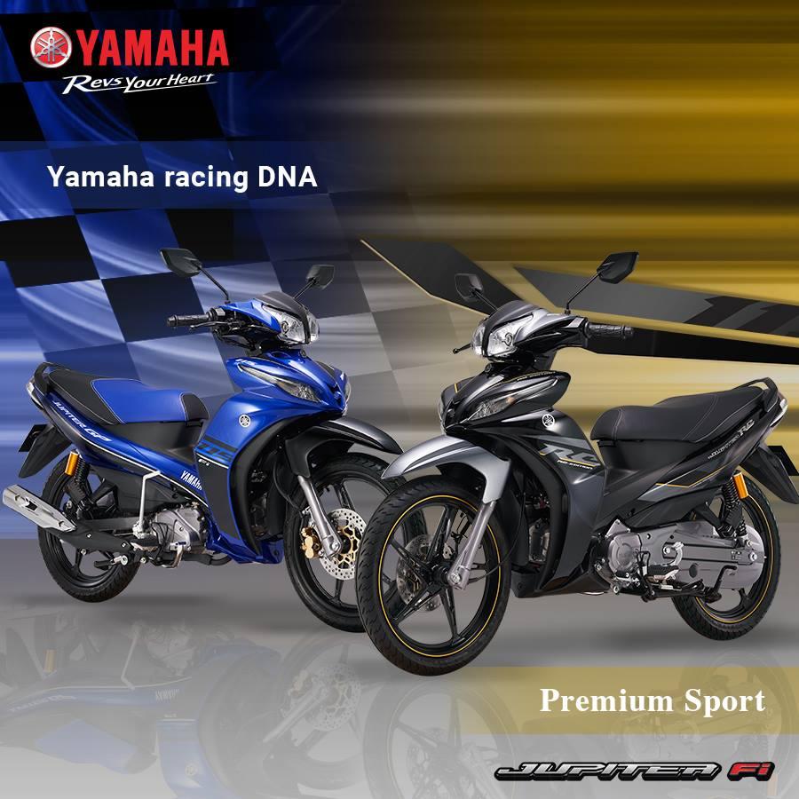 Xe Yamaha Jupiter FI 2017