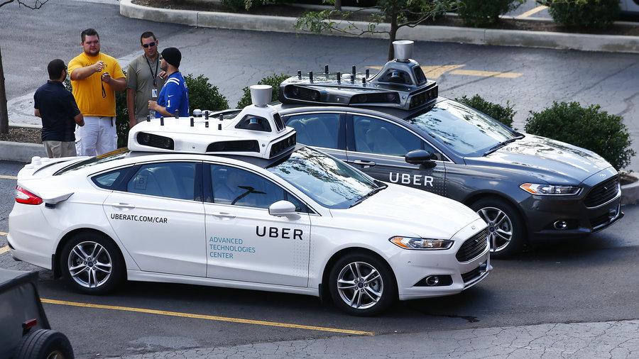 Xe tự lái thế hệ mới của Uber sắp lăn bánh 1