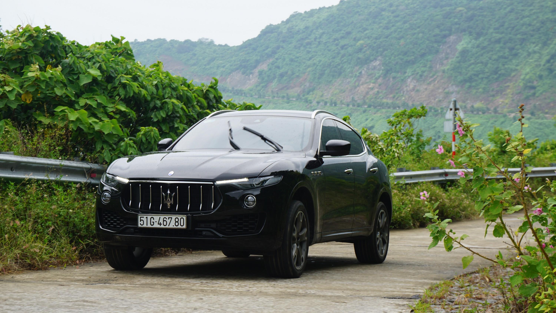Thử xe Maserati 3
