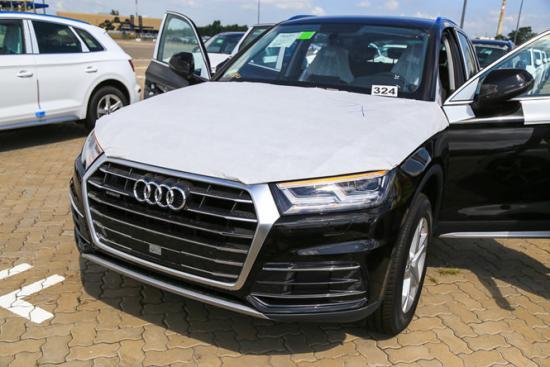 400 xe APEC bắt đầu được bán tại các showroom Audi