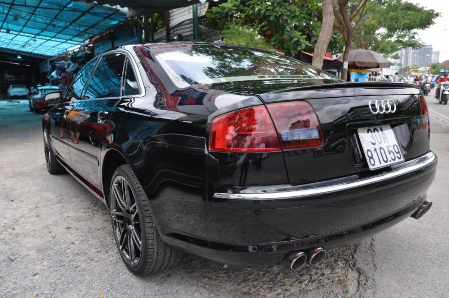 Xe Audi A8 độ 15