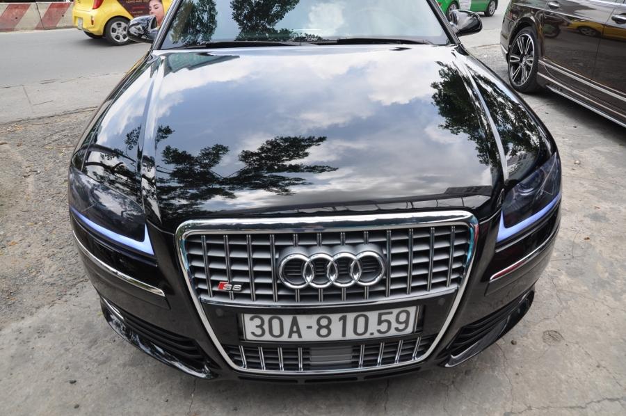 Xe Audi A8 độ 2