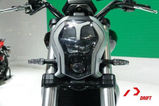 Benelli nhái xe Ducati 2