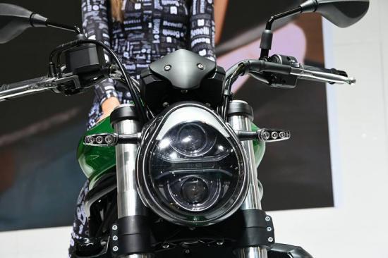 Benelli nhái xe Ducati 5