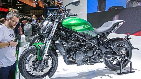 Benelli nhái xe Ducati 6