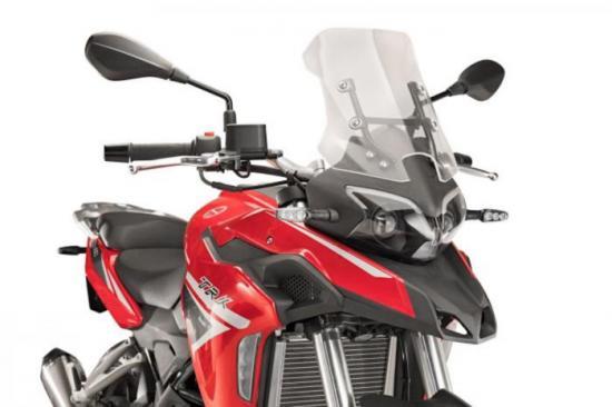 Benelli nhái xe Ducati 11