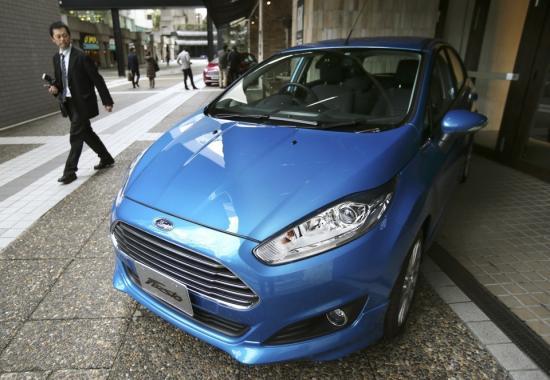 """Tại sao xe Mỹ bị """"ghẻ lạnh"""" tại Nhật Bản?"""