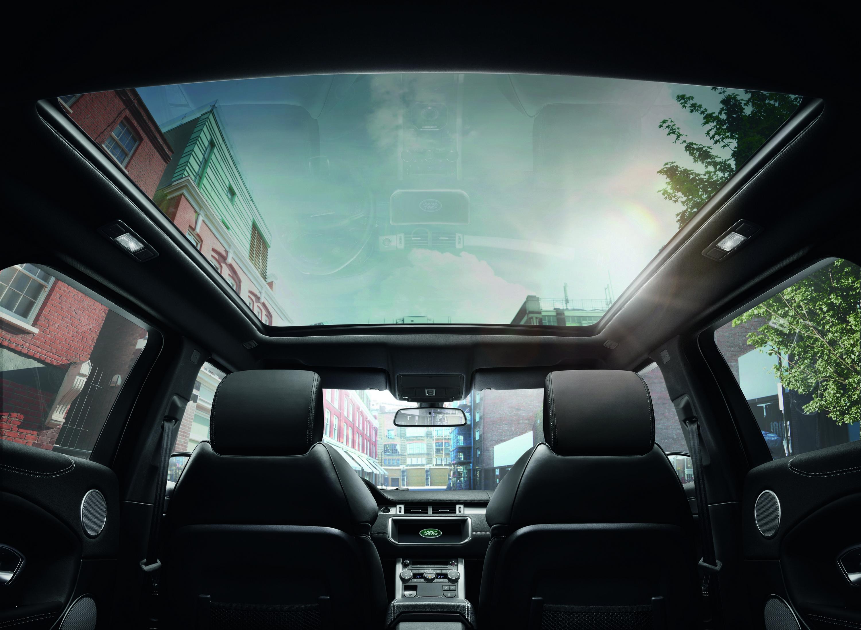 Xe Range Rover Evoque 1