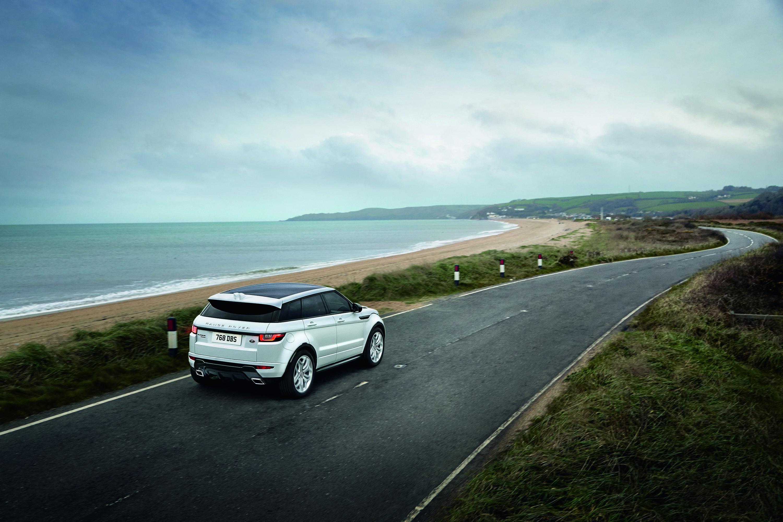 Xe Range Rover Evoque 2