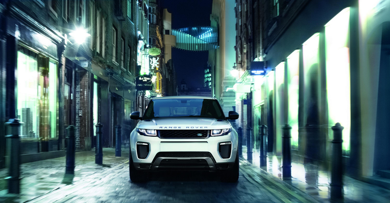 Xe Range Rover Evoque 7