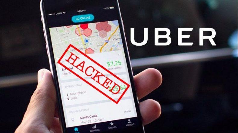 """Thông tin 57 triệu người dùng Uber bị """"tin tặc"""" đánh cắp"""