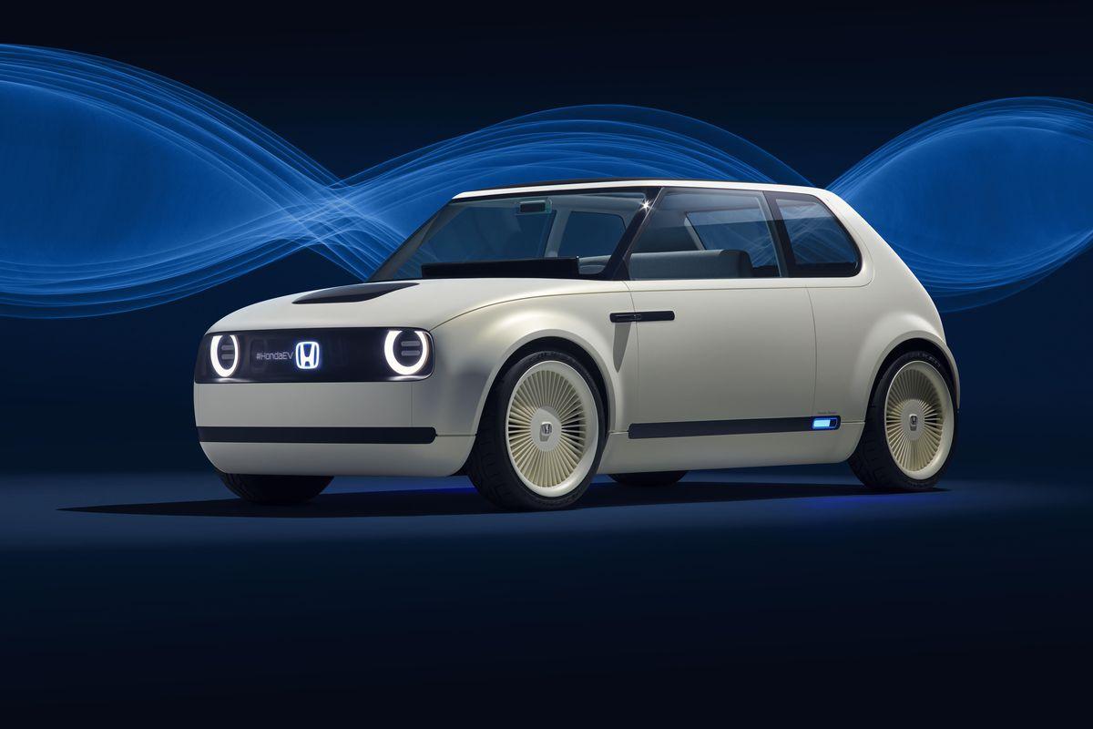 Xe Honda Urban EV Concept