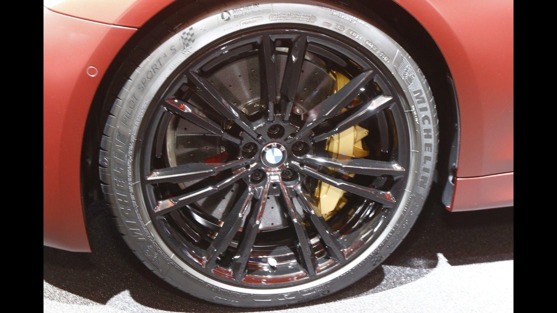 Xe BMW M5 2018 5