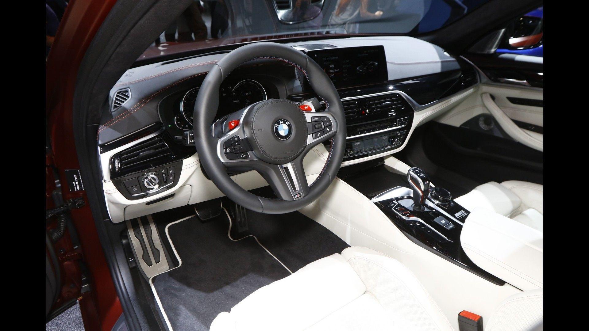 Xe BMW M5 2018 6