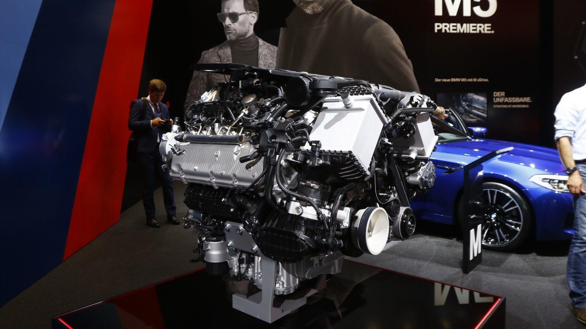 Xe BMW M5 2018 9