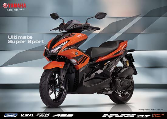 Xe Yamaha NVX 155 ABS