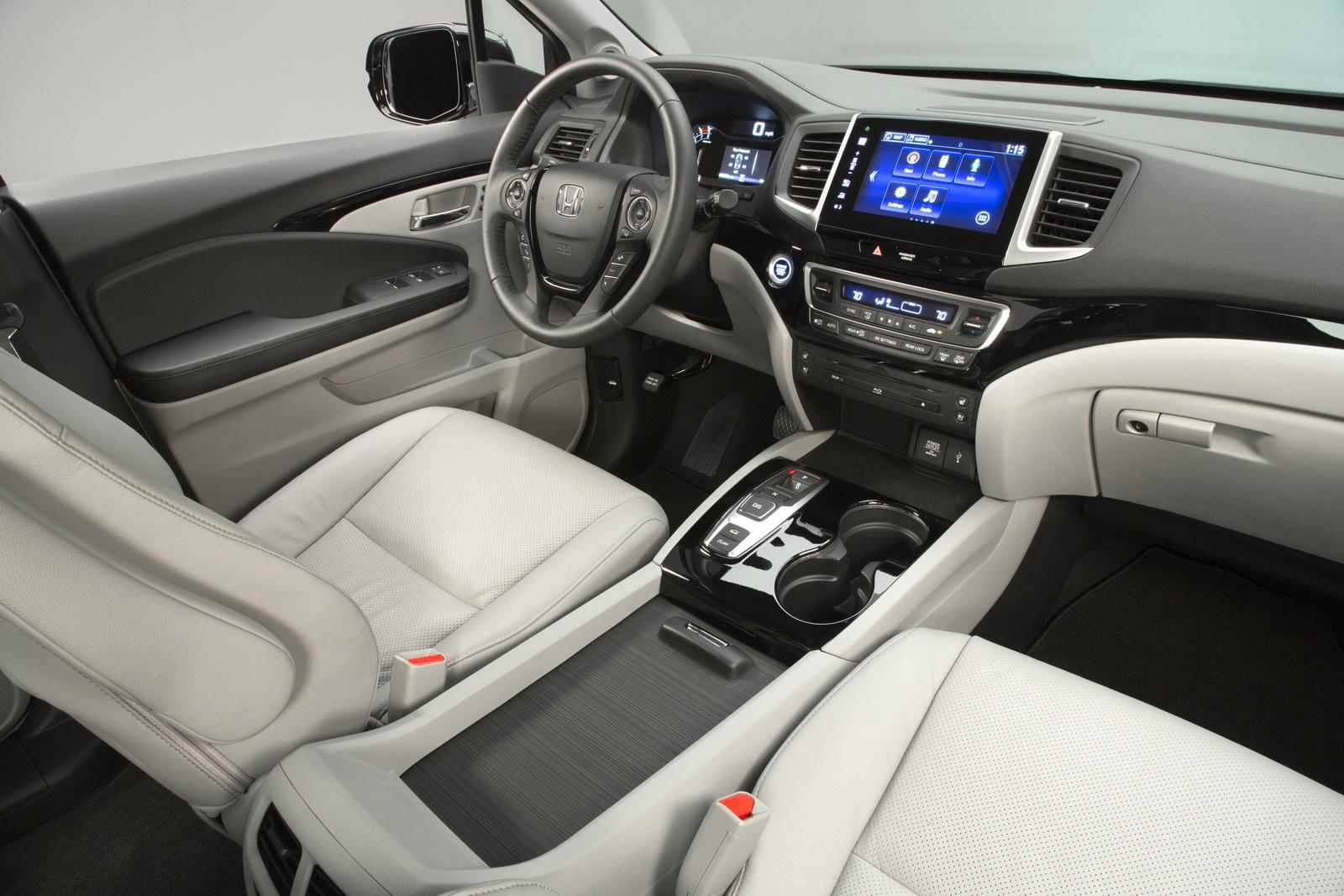 Xe Honda Pilot 2018 3