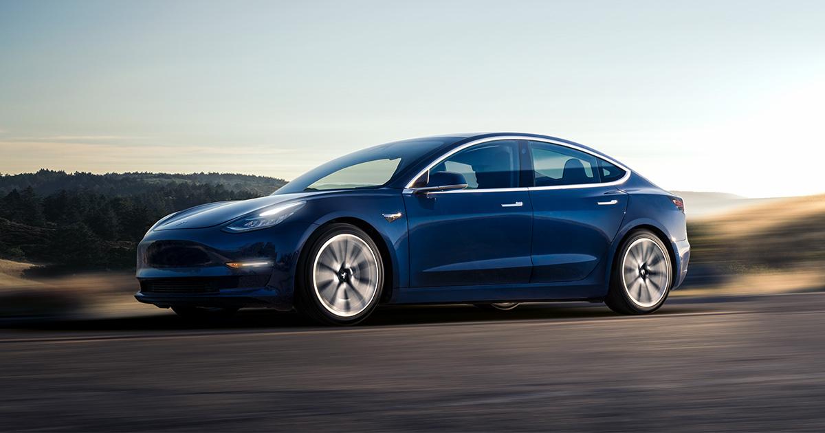 Xe điện Tesla Model 3 2