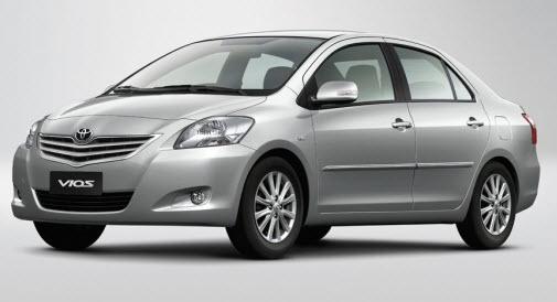 Xe Toyota Vios 2012