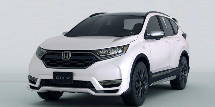 Xe CR-V Custom Concept