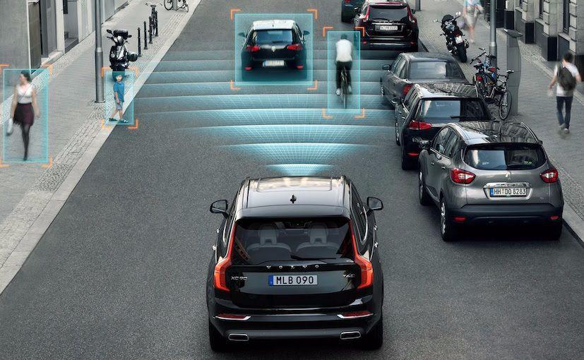 Phanh tự động dần phổ biến trên xe hơi